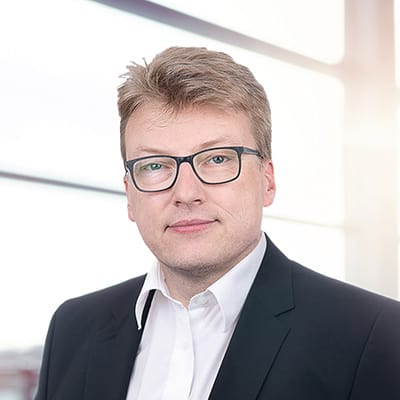 Develogment - Stefan Giegerich - Head of Business Solutions