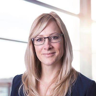 Svenja Wefers - Develogment - Head of Logistics