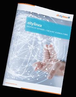 citylinxx - Broschüre - Cover