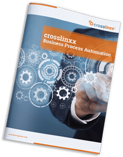 crosslinxx - Broschüre - Cover - develogment